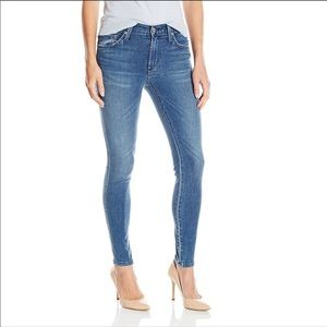James Twiggy Ankle Jeans